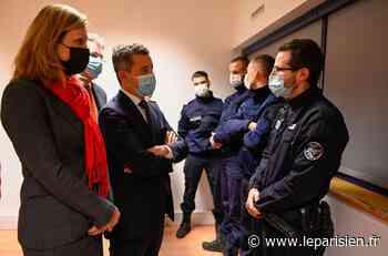 Sartrouville : Gérald Darmanin s'invite au commissariat et promet 16 policiers supplémentaires - Le Parisien
