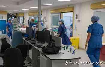 Coronavirus en Paca : Plus de personnes en soins critiques que lors des deux premières vagues - Yahoo Actualités