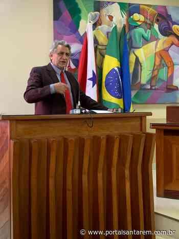 Peninha denuncia falta de Juiz Federal em Itaituba há 5 meses - Portal Santarém