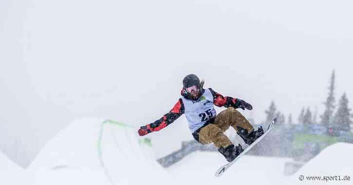 Snowboard-Weltrekord: Valentino Guseli springt 7,3 Meter aus der Superpipe - SPORT1