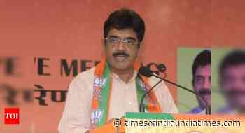 Confident of winning all five civic bodies in Goa: BJP - Times of India