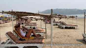 Covid-19 resurgence kills Goa tourism's hope of strong end to season - Hindustan Times