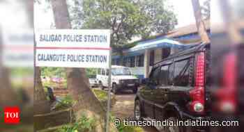 Calangute police station building to be reconstructed - Times of India