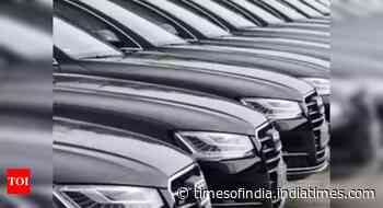 As rich buy lux cars outside Goa, state to cut tax on them - Times of India