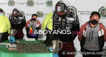 HuilaJudicial Jibaros fueron capturados en Isnos - Laboyanos.com