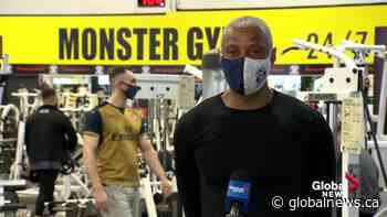 Montreal gym owner, goers frustrated with COVID-related closures | Watch News Videos Online - Globalnews.ca