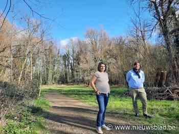 Walckierspark wordt binnenkort toegankelijk voor buurtbewone... (Schaarbeek) - Het Nieuwsblad