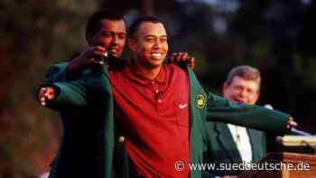 Masters in Augusta ohne Tiger Woods: Zwanzig Jahre später - Süddeutsche Zeitung - SZ.de