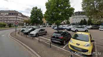 Thionville: Ivre et sans permis, il cherche à fuir le parking pour ne pas payer le ticket - RTL 5 Minutes