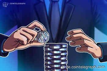 IOTA-Token MIOTA kommt per Wrapping auf Binance-Blockchain - Cointelegraph Deutschland