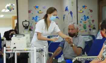 Habilitarán nuevo puesto de vacunación en el Carmen de Viboral - Telemedellín
