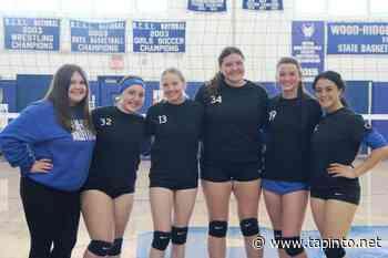 HS Volleyball: Wood-Ridge Honors Six On Senior Night - TAPinto.net