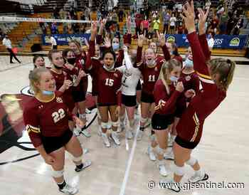Mavericks sweep into RMAC volleyball tourney semis - The Grand Junction Daily Sentinel