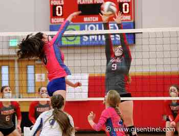 Fruita volleyball bounces Central for third consecutive win - The Grand Junction Daily Sentinel