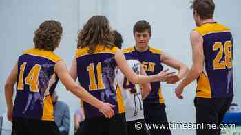 Inexperienced OLSH, BCCS boys volleyball teams searching for footing - The Times