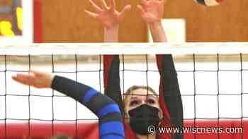GIRLS VOLLEYBALL: Hot start foreshadows dominant showing for Columbus on Senior Night - Beaver Dam Daily Citizen