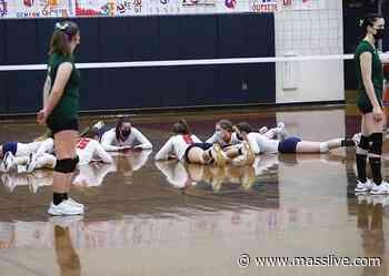 Girls Volleyball Scoreboard for April 8: Frontier sweeps Mahar & more - masslive.com