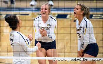 Northern Colorado volleyball bids farewell to three, looks to future - Greeley Tribune