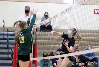 Clearview vs. Kingsway girls volleyball, April 8, 2021 - nj.com - nj.com - nj.com