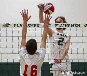 Shenendehowa freshman Wilson making his mark with boys' volleyball team - The Daily Gazette