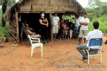 Covid-19: prorrogada MP que autoriza barreiras sanitárias em áreas indígenas - Agência Senado