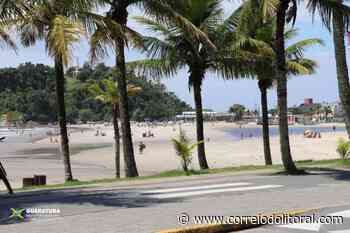 Guaratuba suspende barreiras e libera praia nos finais de semana - Correio do Litoral