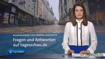 "Linda Zervakis verlässt die ""Tagesschau"""