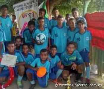 Real Sociedad, campeón invicto en Copa Caribe Sports de fútbol en Tolú - El Universal - Colombia