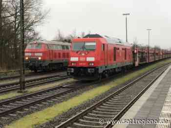 Zug in Westerland auf Sylt wegen Corona-Falls evakuiert - Sat.1 Regional