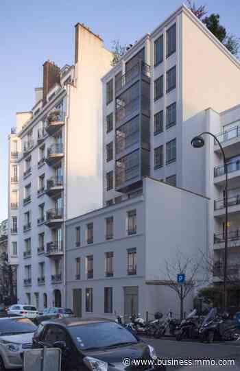 Neuilly-sur-Seine : le groupe Cherpantier acquiert un immeuble au 30 rue du Château - Business Immo