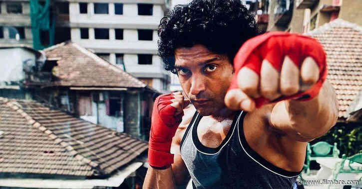 Farhan Akhtar started shooting for his next with Marvel Studios