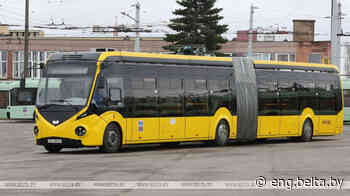Belarus ready to supply electric bus prototype to Russia's Orenburg for trials - Belarus News (BelTA)
