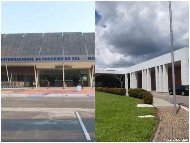Aeroportos de Rio Branco e Cruzeiro do Sul são privatizados após serem arrematados em leilão - G1