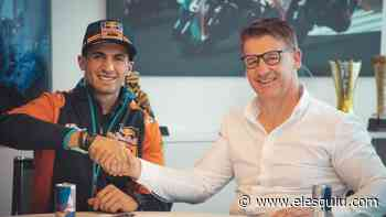 Kevin Benavidez ya firmó con una nueva marca para correr el Dakar 2022 - Diario El Esquiu