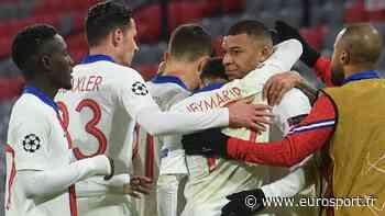 Bayern Munich - Paris Saint-Germain en direct - 7 avril 2021 - Eurosport FR