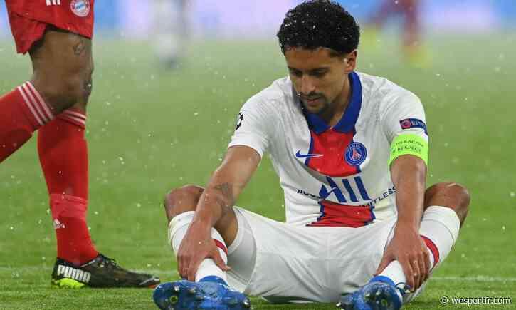 Paris Saint Germain : Des blessures inquiétantes - WeSportFR.com
