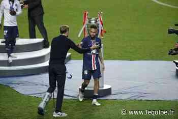 Vous souvenez-vous bien de la finale du Paris Saint-Germain contre le Bayern Munich ? - L'Équipe.fr