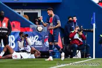 Le Paris Saint-Germain, tout petit en Ligue 1 contre Lille - Boursorama
