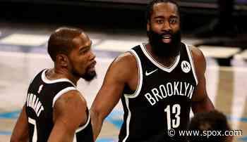 NBA: Kevin Durant vor Comeback für die Brooklyn Nets - James Harden fällt länger aus - SPOX.com