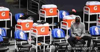 Brooklyn Nets: Kevin Durant streitet mit Michael Rapaport - NBA-Star muss zahlen - SPORT1