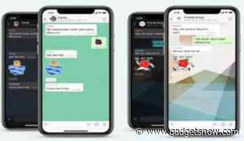 Can I change the wallpaper on WhatsApp for individual chat? - Gadgets Now