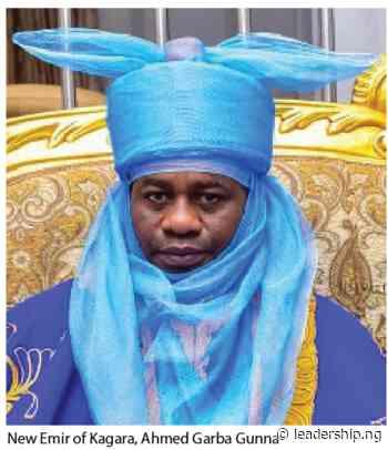 ...Ahmed Matane Seeks Support For New Emir - Leadership Newspapers