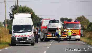 Accident sur la D7 entre Sénas et Mallemort : la route est rendue à la circulation - La Pause Info