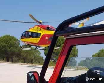 Bouches-du-Rhône. La D7 coupée après un grave accident entre Mallemort et Sénas, trois blessés - actu.fr