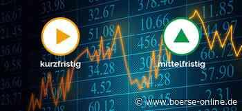 Dow Jones-Chartanalyse: Kanalgrenze bleibt in Reichweite