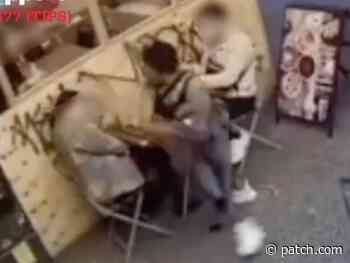 Asian Woman Slapped While Outdoor Dining In Chinatown: VIDEO - Patch.com