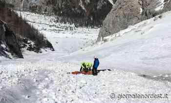 Sciatore 39enne mestrino cade mentre scende da Forcella Antelao: le sue condizioni sono serie - Giornale Nord Est