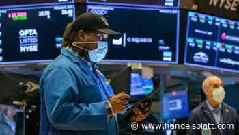 Dow Jones, Nasdaq, S&P 500: S&P mit neuem Rekordhoch – Tech-Werte geben nach