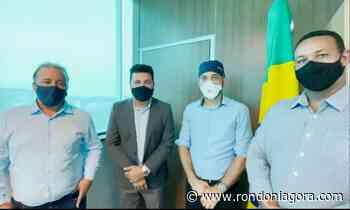 Marcelo Cruz anuncia aquisição de Ambulância UTI para atender Pimenta Bueno - Jornal Rondoniagora