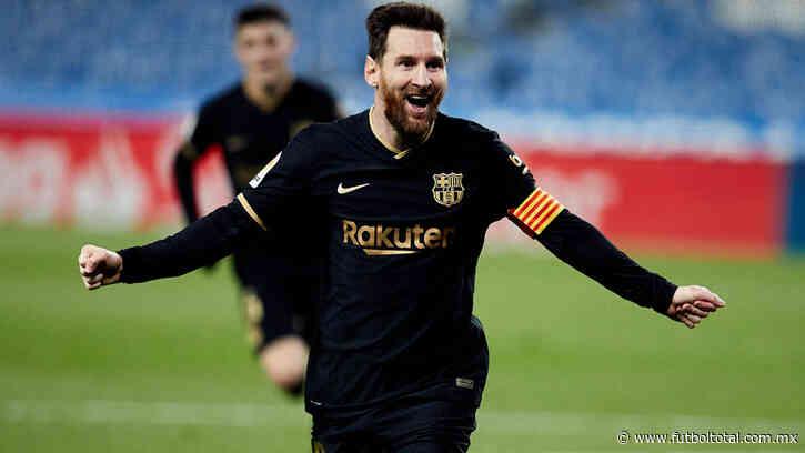 Lionel Messi, el hombre récord de El Clásico
